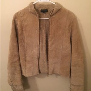 100% Leather lined Jacket